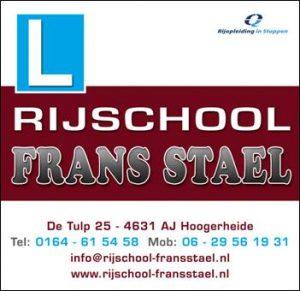 Frans Stael autorijschool