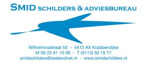 Logo Smid schilders en adviesbureau